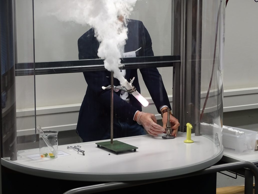 TdoT 2018 - Experimente