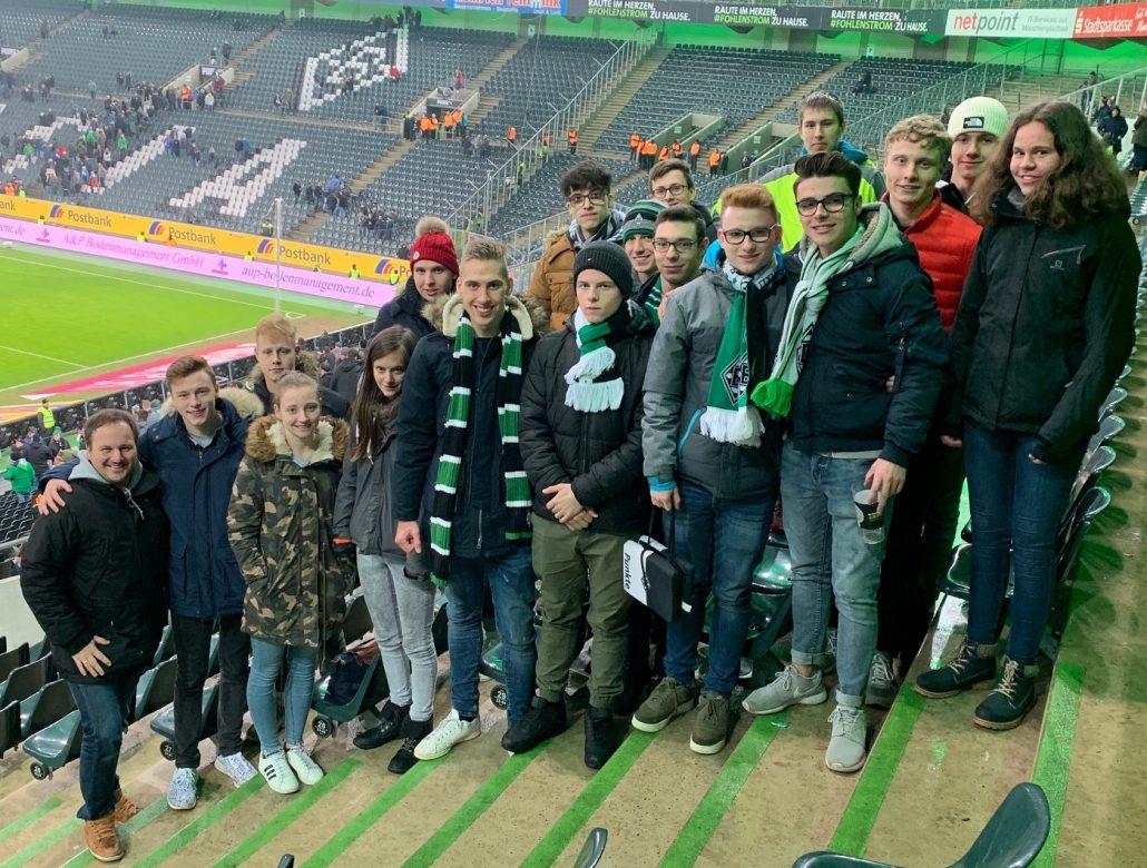 Stadionbesuch 2019