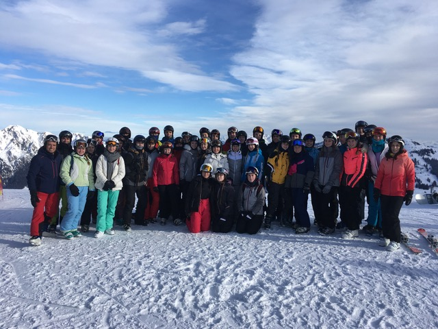 Skifahrt 2019 1