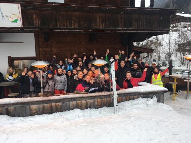 Skifahrt 2019 2